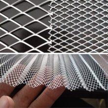 菱形孔不锈钢网 304 不锈钢板拉伸网 钢板网不锈钢 现货