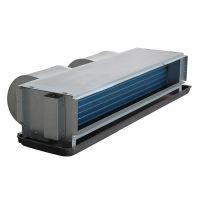 卧式暗装风机盘管大风量中央水空调家用室内机冷暖两用定制就选艾尔格霖