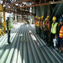 山东YXB 75-230-690楼承板 镀锌钢模板生产厂家