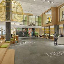 办公空间装饰设计、总经理办公室设计、公共空间设计、办公室设计、会议室设计