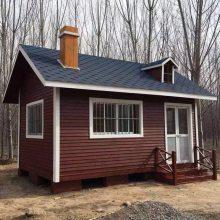 木屋搭建木结构房屋景观工程防腐木小房子施工南京厂家***