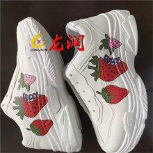 佛山3D成品鞋侧面彩绘机 高落差鞋子彩印机 运动鞋UV印花机公司