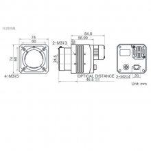 MV-CH650-90TM-M58S-NF 海康威视6500万万兆以太网黑白面阵相机