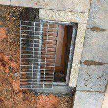 天桥引道钢格栅板 不锈钢格栅板定制 洗车房漏水格栅