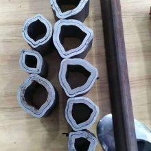 20#冷拔异型钢管@水泥搅拌机用冷拔键槽管&异形钢管生产厂家