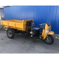道路施工拉土自卸车 无需培训驾驶的农用三轮车 操作新规格的柴油三轮车