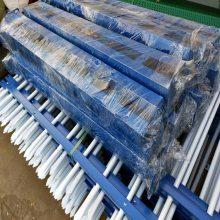 锌钢护栏网 铁栅栏 小区围栏网厂家