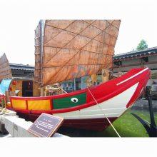 佳木斯桦川汉朝木帆船保养