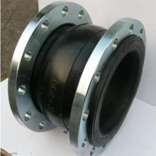 定做KXT型橡胶软接头 橡胶软连接 可曲挠橡胶软接头