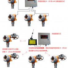 无线模拟量采集变送器,采集无线4-20mA信号,再转回原信号替代有线传输