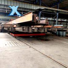 轨道电动平板车1-1000吨定做工业运板材车 遥控轨道电动小车