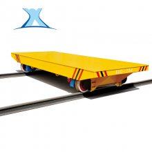 可定制10T湖北桥架蓄电池供电车间用摆渡车蓄电池RGV智能电动平车