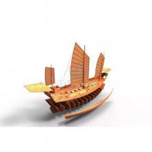 鄂梁子湖区14米古代舰船船舶公司