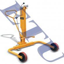 ETU易梯优,宽支腿型油桶搬运车 手推式油桶车 支腿内宽850mm