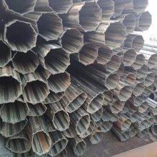 冷拔六角异型管 20#打包机滚轴管 可来图生产