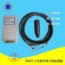 西安宝威燃控BWZJ-13A紫外线火焰检测器,4-20mA+开关量输出