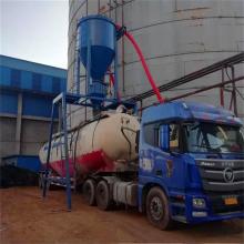 山东圣之源粮食装车气力输送机水泥清罐气力吸灰机cka
