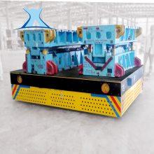 非标生产搬运大工件车室内遥控无轨车工业遥控车3吨