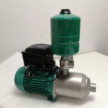 MHI402变频不锈钢增压泵恒压变频给水增压泵变频供水清水多级泵 举报