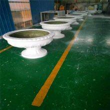玻璃钢花盆酒店花盆高端定制仿铜风格玻璃钢花盆