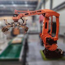 自动化集成 STEP新时达码垛机器人SP120 农副食品包装线后道码垛机器人 饲料袋装包装码垛机械手