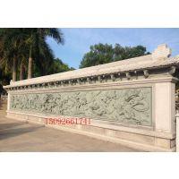 石头屏风价格大揭秘山东石雕加工厂定做各种样式浮雕壁画