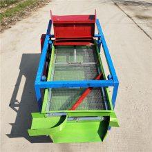 粮食筛选机厂家 小型电动玉米筛选机 黄豆去石除杂筛选机