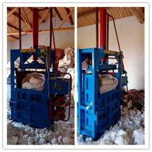 鸿运YD-40型纺织物***打包机 服装棉纱打包机厂家批发价