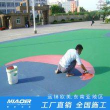 篮球场胶地板上海施工价格