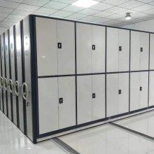 电动智能轨道式密集架 资料室钢制密集架厂家 0号1号图纸密集底图柜定制