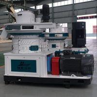 恒美百特秸秆煤成型机 木屑颗粒机生产厂家 大型木屑生产线设备