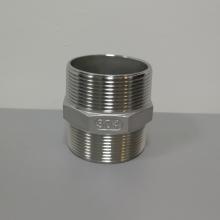 丝扣不锈钢螺纹接头 304铸件丝口内接 不锈钢316内螺纹内接