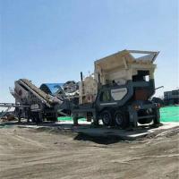 小型石头石料砂石生产线 花岗石石灰石新型破碎机
