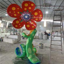 广州玻璃钢雕塑制造厂家 公园创意玻璃钢景观雕塑摆件