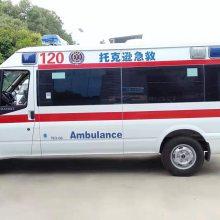 福特V348救護車 救護車廠家價格