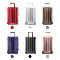 易贝圆角铝框拉杆箱定制图案logo 万向轮行李箱24/26/29寸个性定制 登机箱旅行箱批发