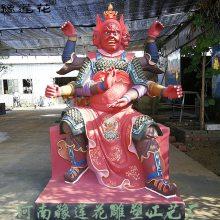 火神佛像图片火神菩萨佛像道教供奉火王爷神像火神娘娘神像