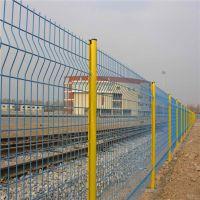 价格低涂塑护栏网 防攀爬金属隔离网 围栏网合同