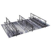 TDA4-210型钢筋桁架楼承板规格齐全_十堰组合钢楼板厂家