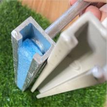 专业生产预埋槽钢 预埋铁 镀锌哈芬槽安装视频