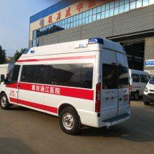 福特V348超人頂監護型救護車 救護車價格