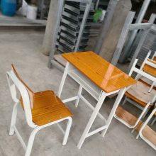 儿童桌椅丨学生课桌椅批发丨广西奥龙美学校课桌椅生产***