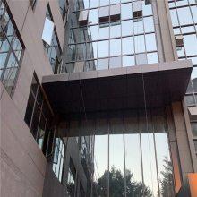 雨棚防火铝单板-氟碳漆铝单板幕墙产品性能