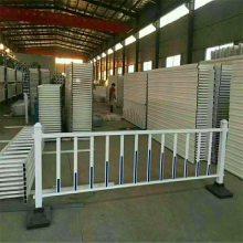 汕头人行道隔离栏批发 汕头乙型护栏*** 广州市政护栏订做