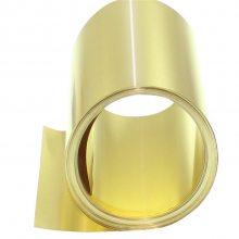 激光切割铜片 H65黄铜片 T2紫铜片 高硬度铍青铜薄片