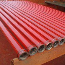 80泵管 125混凝土泵管 高压地泵管 ***压泵管
