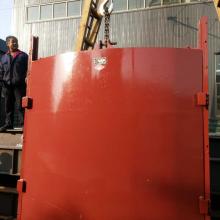 大兴1.2×1.2m节制闸 顺义1.5×1.5水电动铸铁闸门 2.0×2.0m