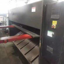 机械厂急售二手金方圆8-2500数控剪板机二手剪板机