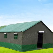 重庆佳有鼎厂家定做 加厚加密帆布帐篷 施工用棉帐篷 野外简易帐篷