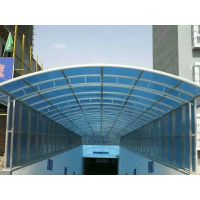 浙江省义乌市艾珀耐特屋面大棚雨棚阳光板 470型frp采光板 玻璃钢透明板